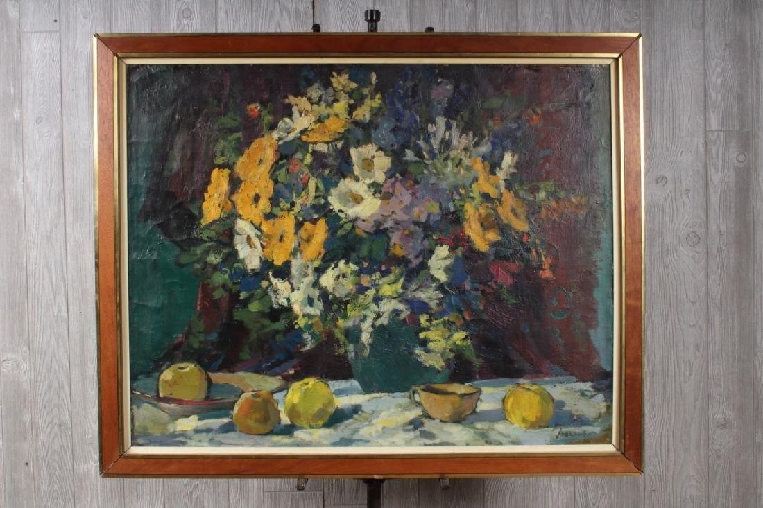 Russian Federation Still Life Painting