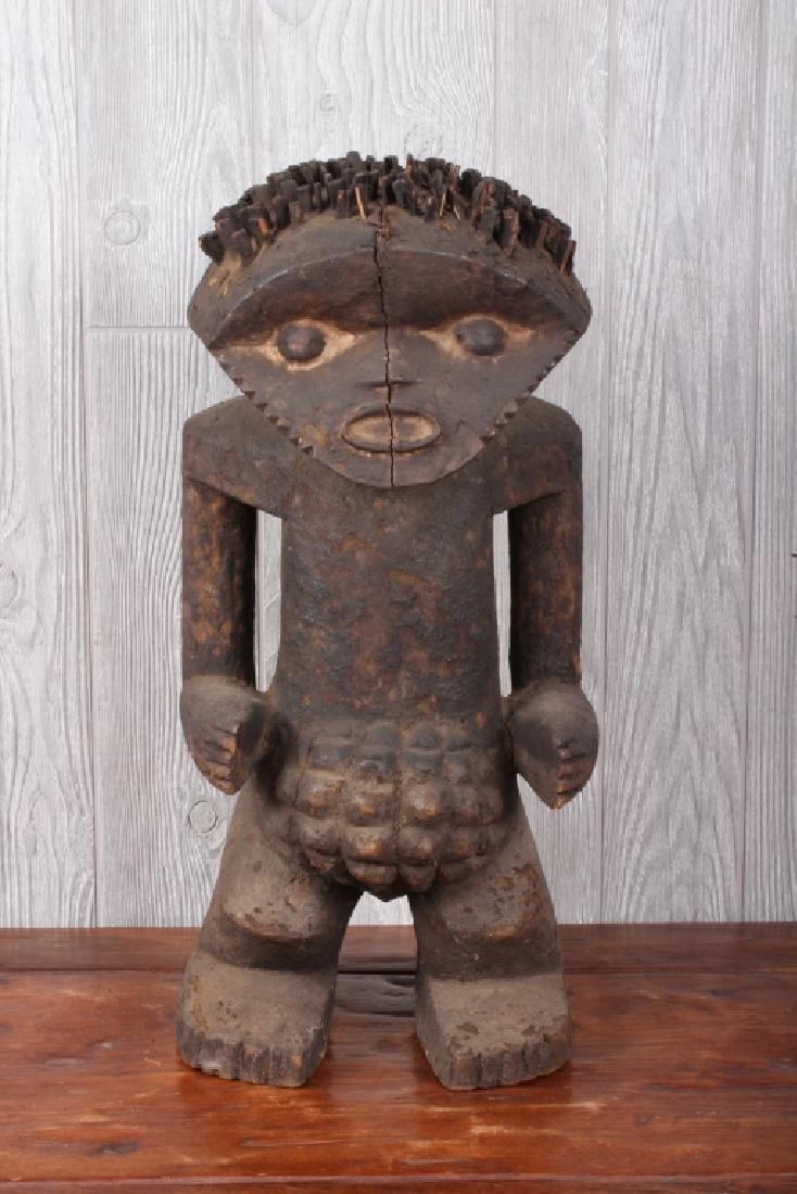 African Mambila Figure