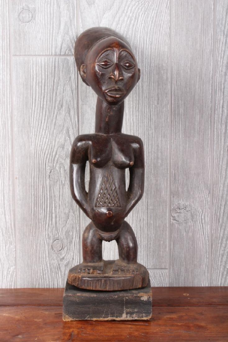 Luba Hemba Maternity Figure