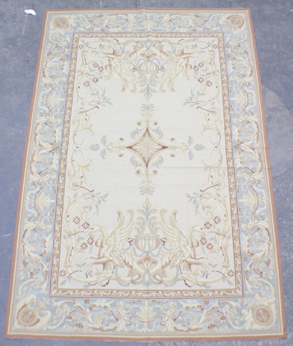 "Needlepoint Tapestry 6' x 8'9"""