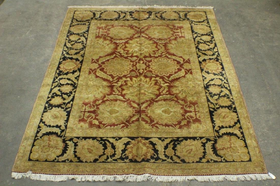 "Classically Styled Rug  8'11"" x 11'10"""