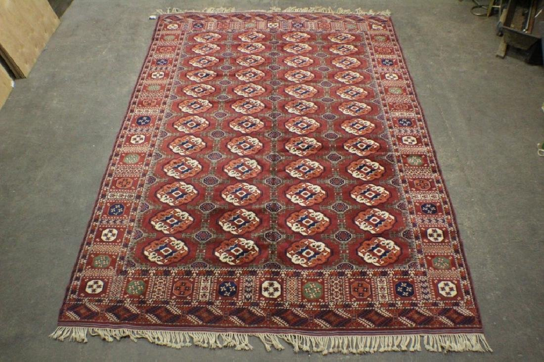 Turkish Bokhara Rug