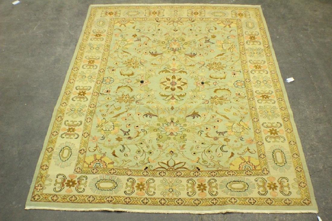 "Isfahan Style Sumak Carpet 8'5"" x 11'6"""