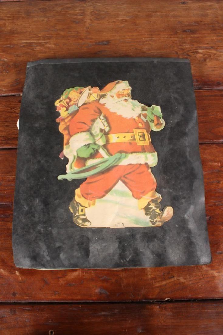 Christmas Ephemera Scrapbook