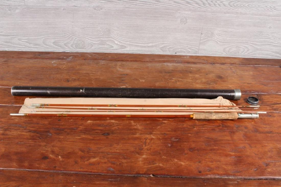 3 pc Fishing Rod Lot - 3