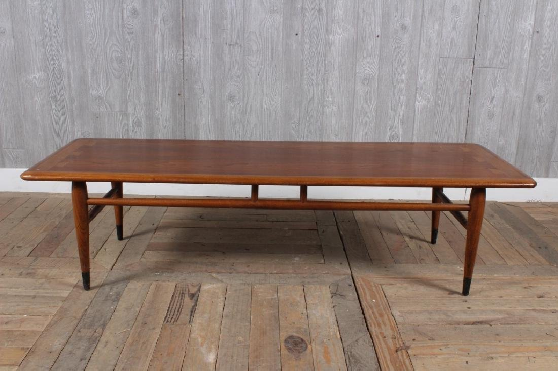 Lane MCM Dovetail Coffee Table