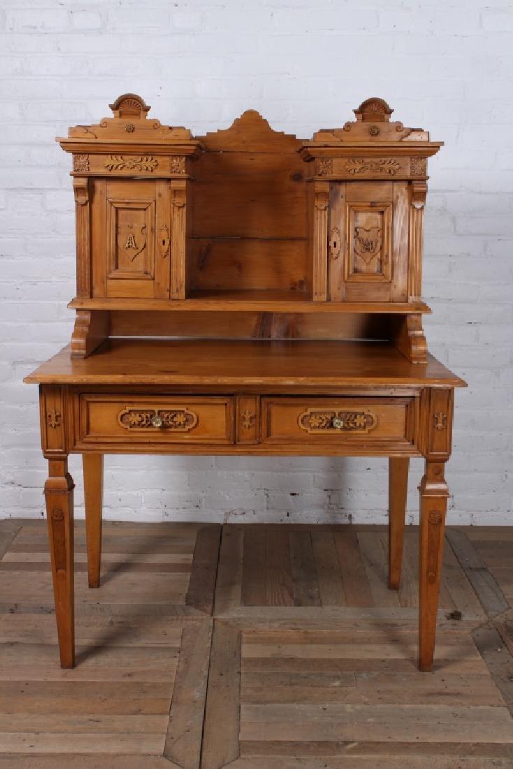 European Pine Desk