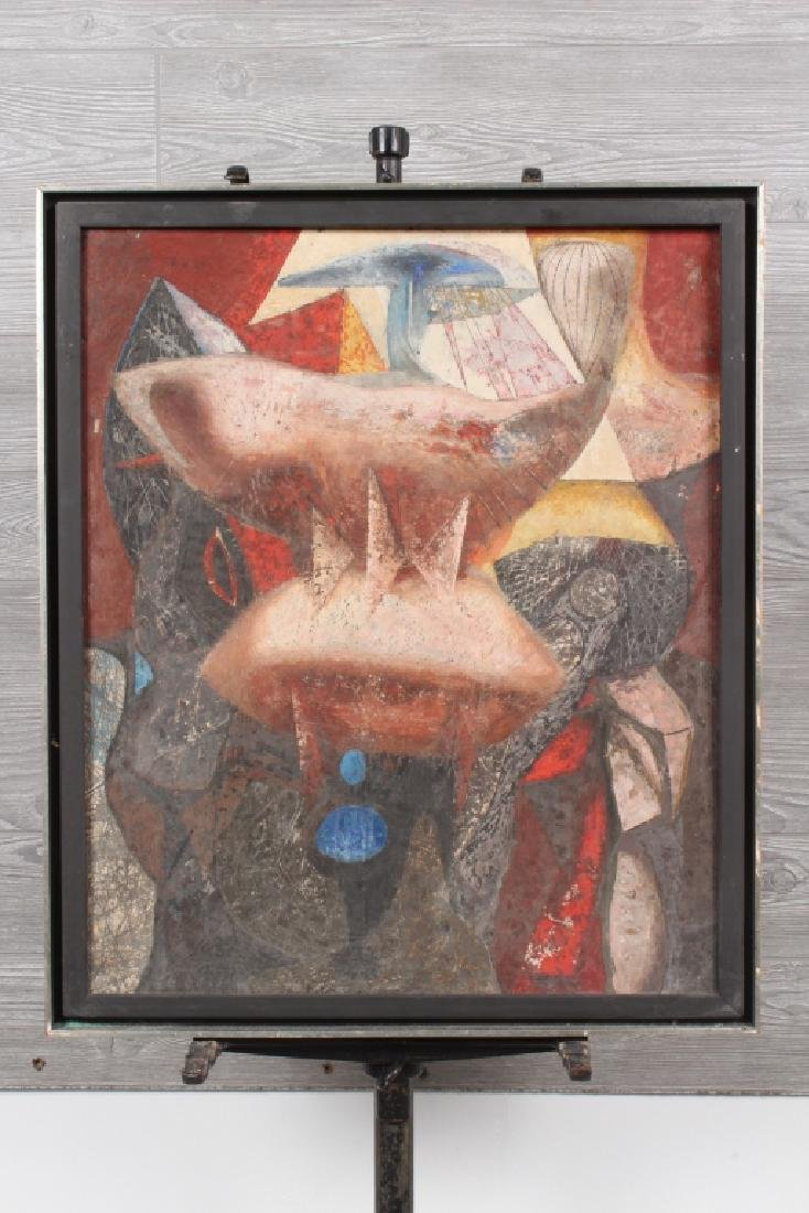 John H Foote Jr. Modernist Painting