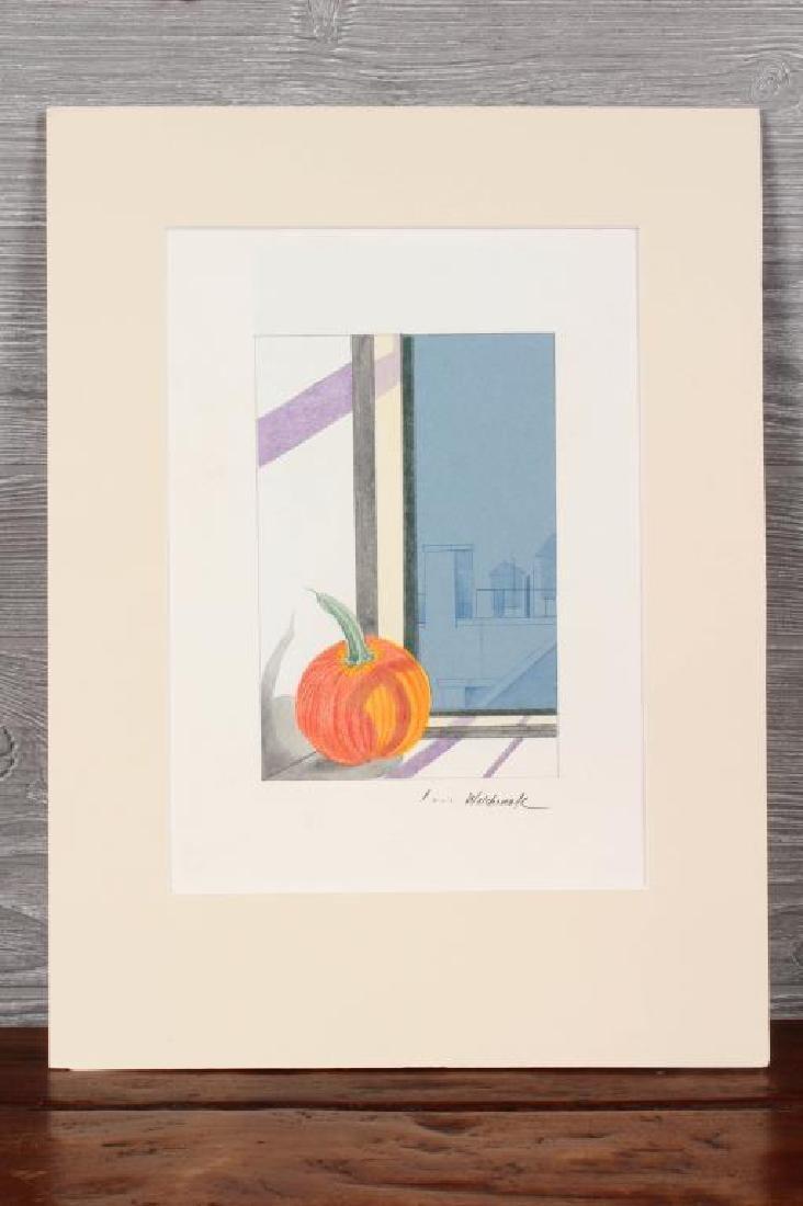 Louis Wolchonok (American, 20th C) Drawing