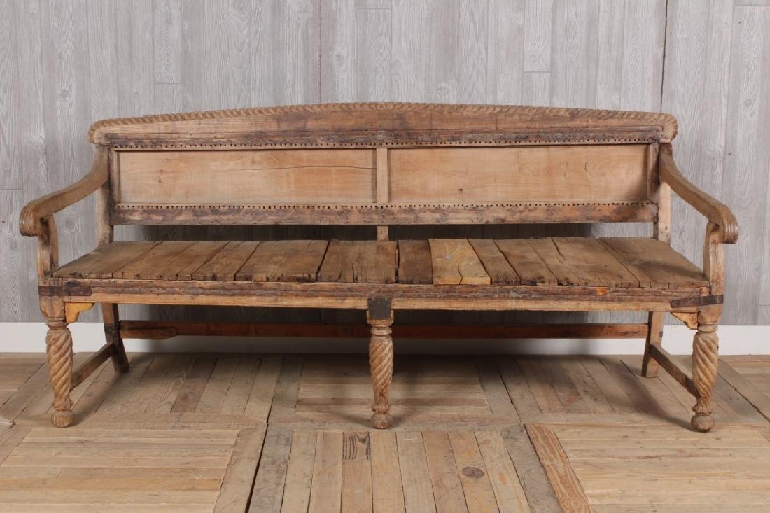 Plantation Style Bench