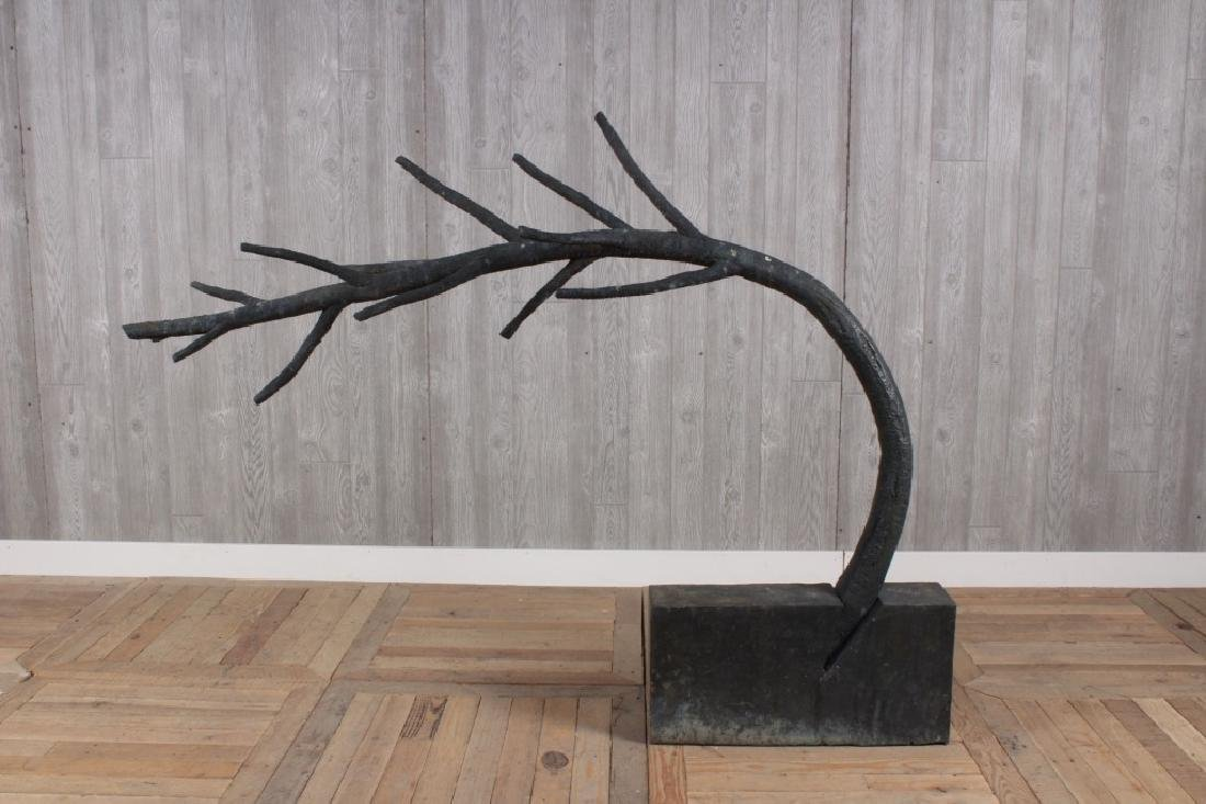 Bronze Sculpture by Stephen Whisler