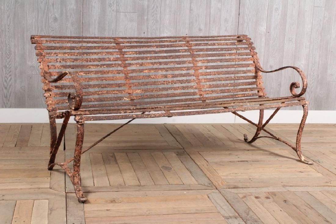 Regency Garden Bench