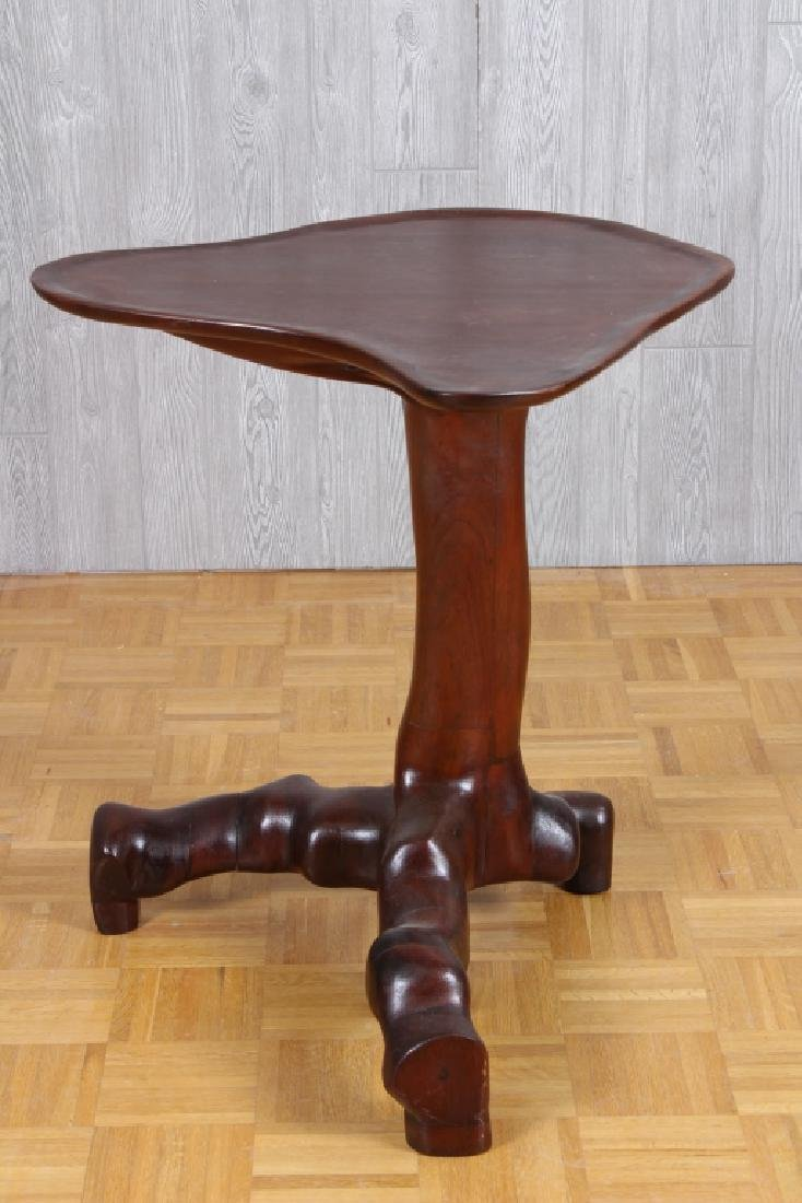 American Studio Wendell Castle Inspired Table