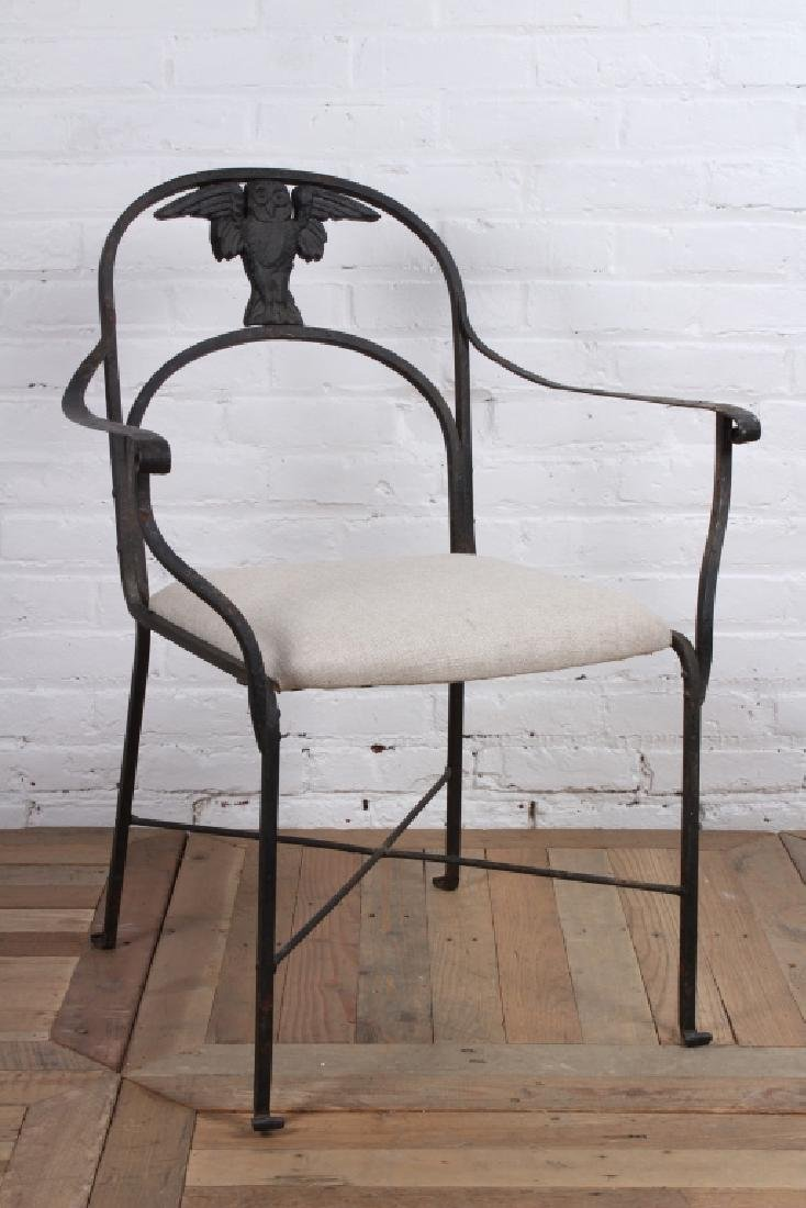 Morgan Colt Arm Chair
