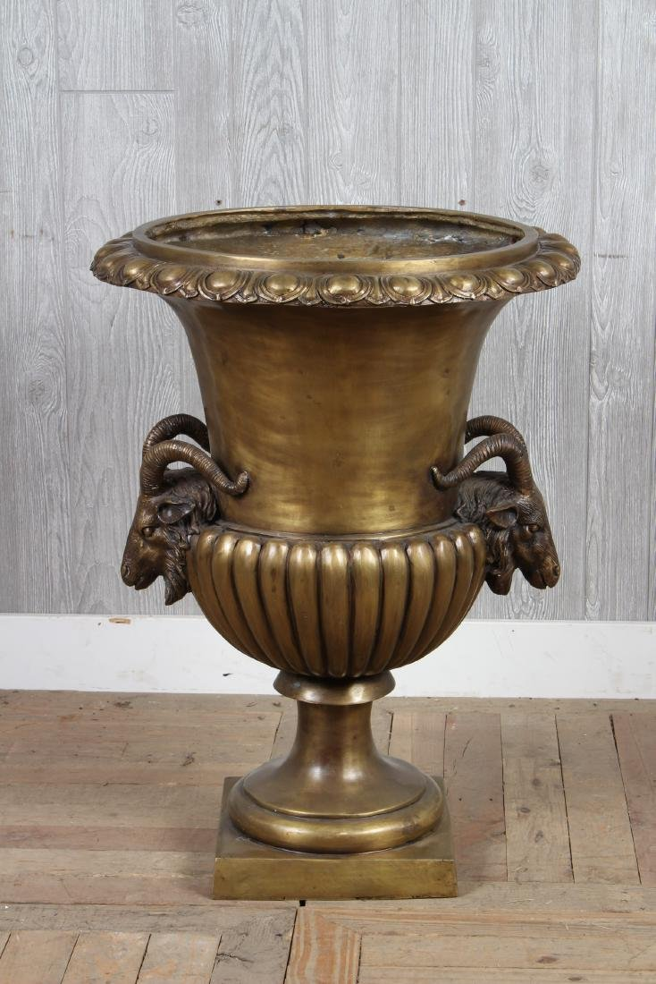 Bronze Campana Urn