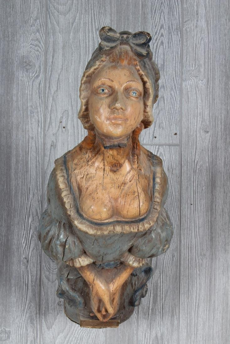 Composition ALFCO NY Figurehead Maiden