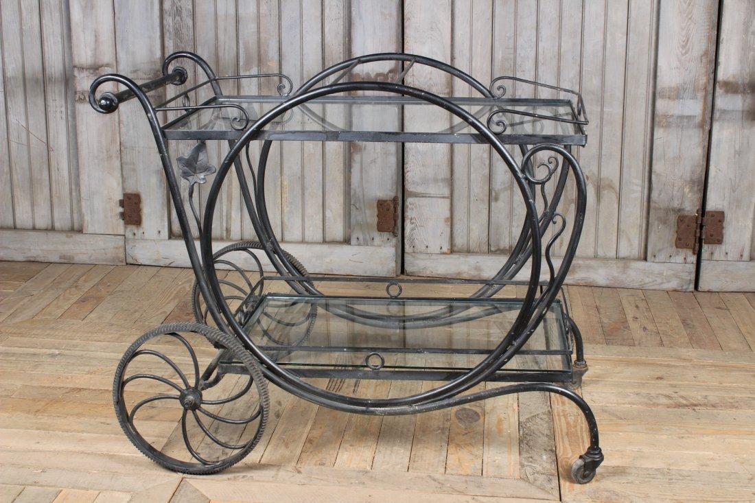 Salterini Bar Cart