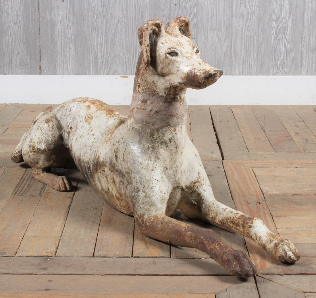 Cast Iron Whippet