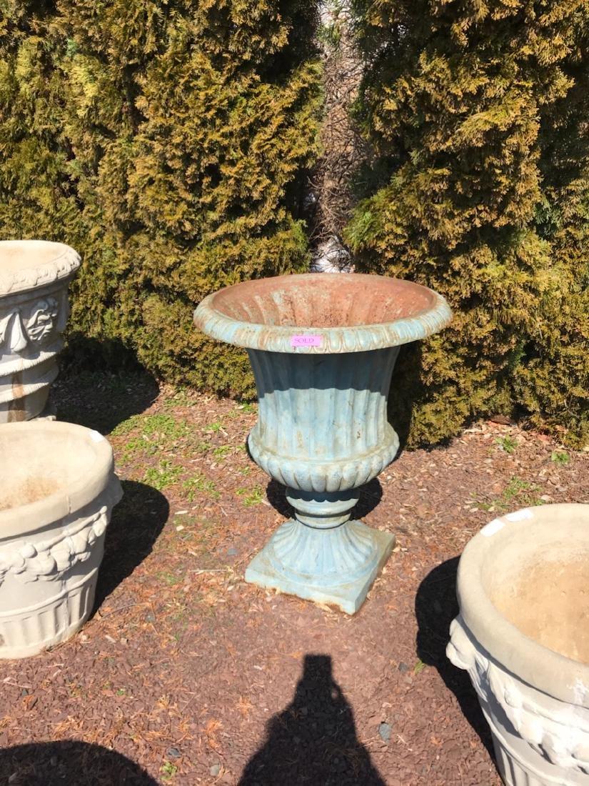 Large Campana Garden Urn