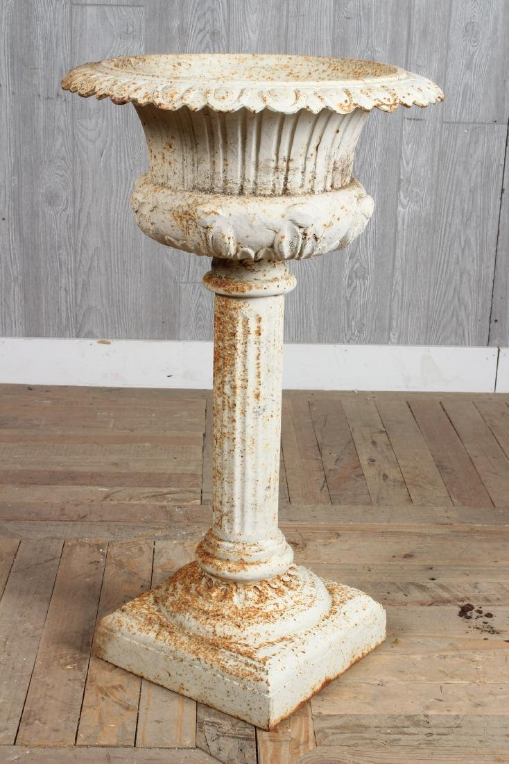 Cast Iron Fernery Stand