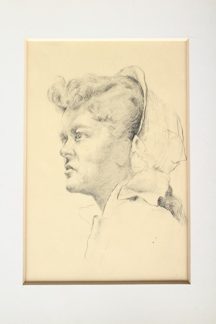 Julius Bloch Attr. Drawing