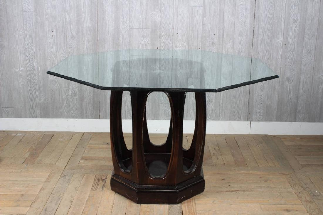 Asian Inspired Octagonal Dining Table