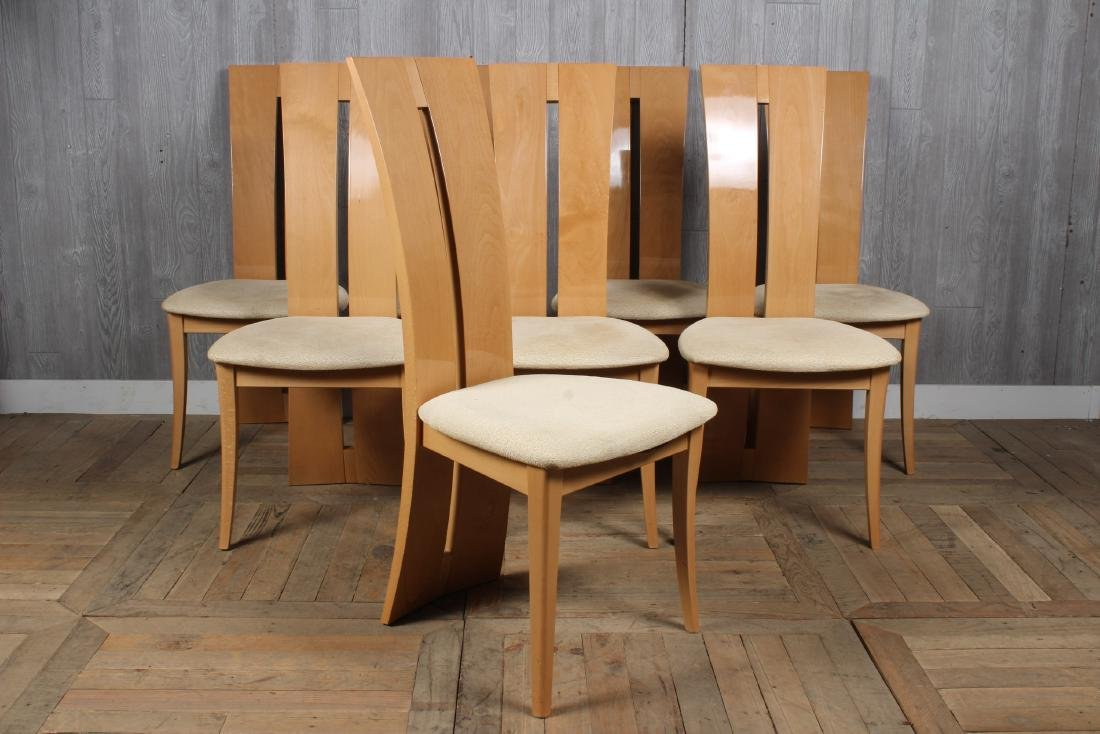 Italian Made Moller Inspired Dining Chairs