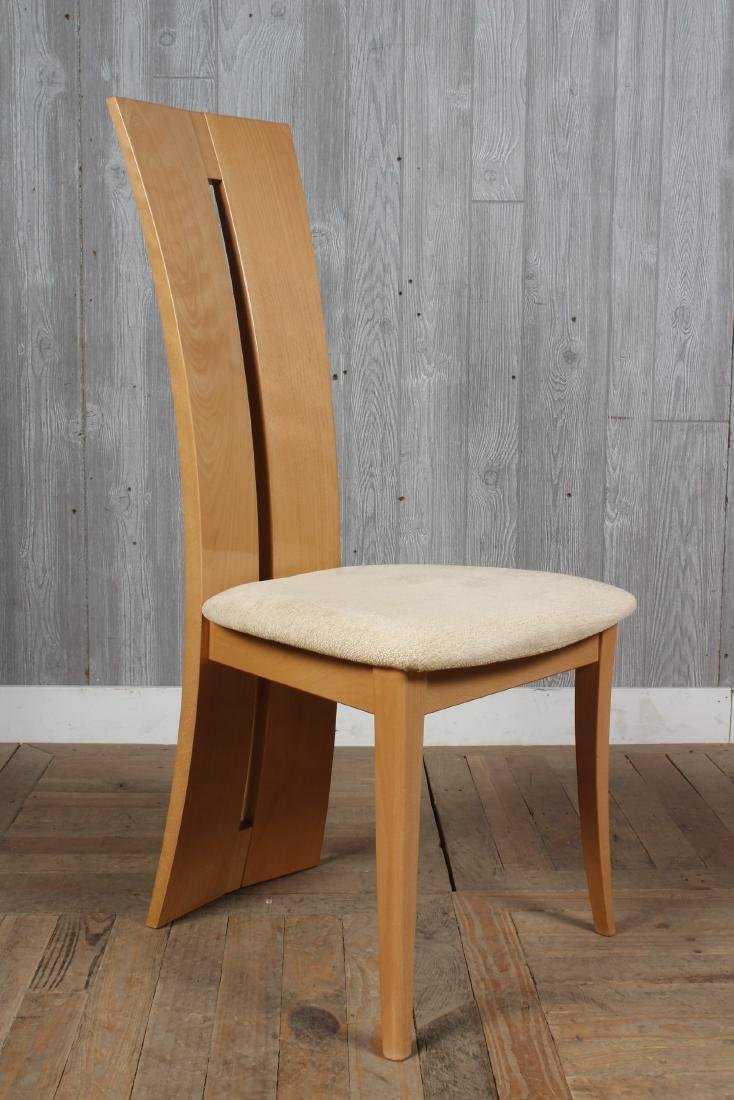 Italian Made Moller Inspired Dining Chairs - 2
