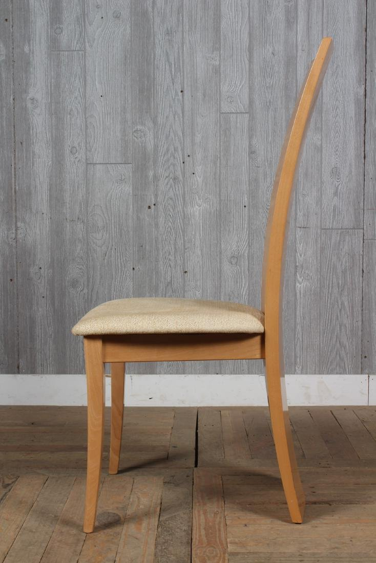 Italian Made Moller Inspired Dining Chairs - 4