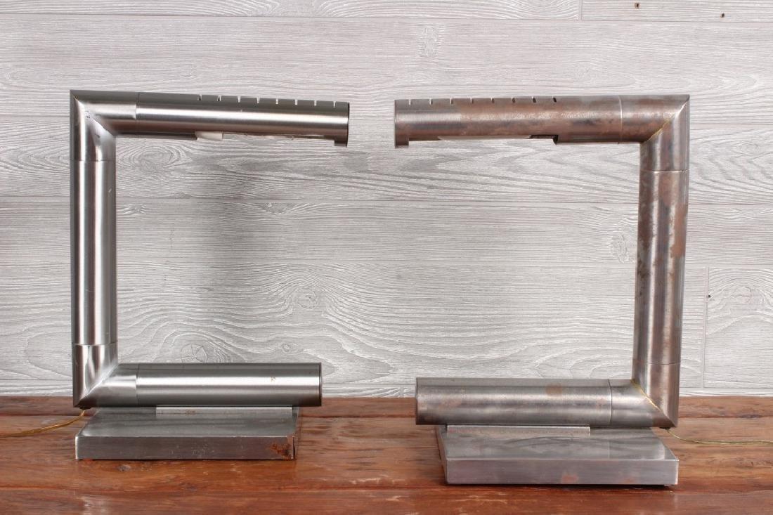 Modern Tubular Table Lamps