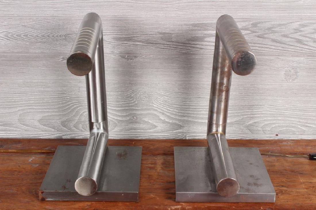 Modern Tubular Table Lamps - 4