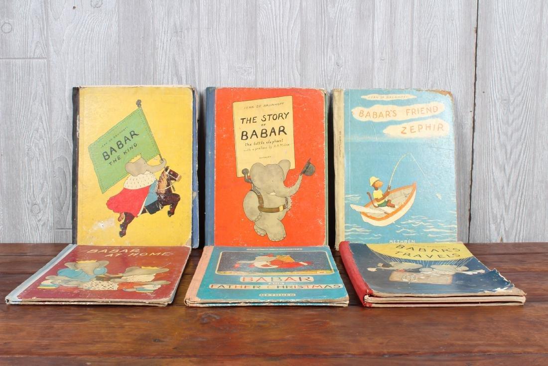 Babar Books