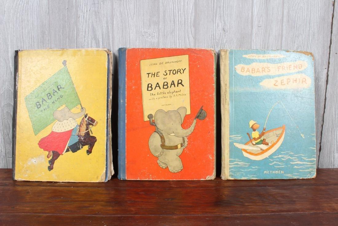 Babar Books - 2