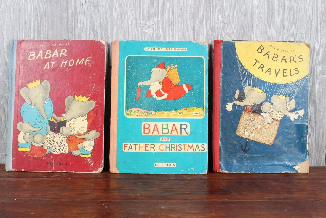 Babar Books - 3