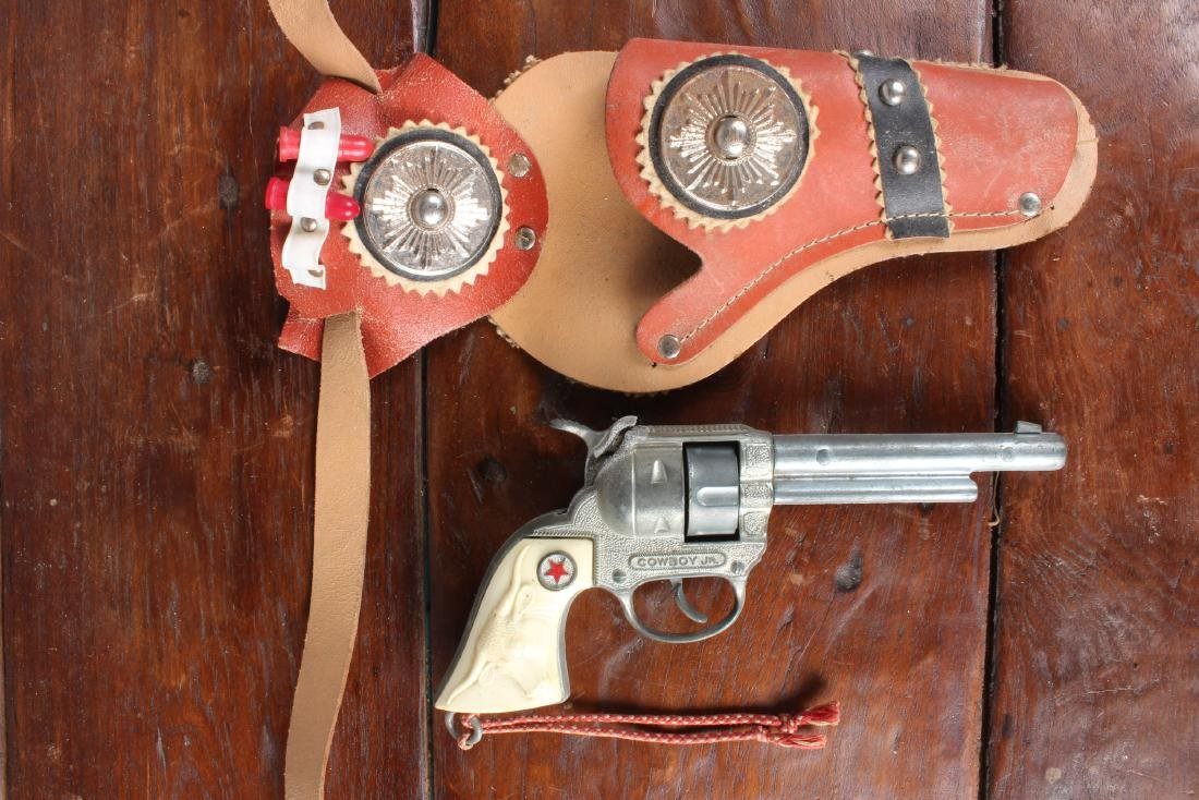 Vintage Cowboy Jr Cap Gun