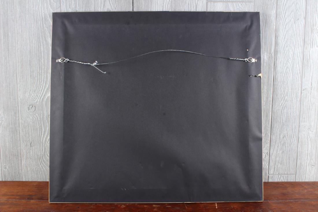 Framed Varga Esquire Pin-up Semper Fidelis - 4