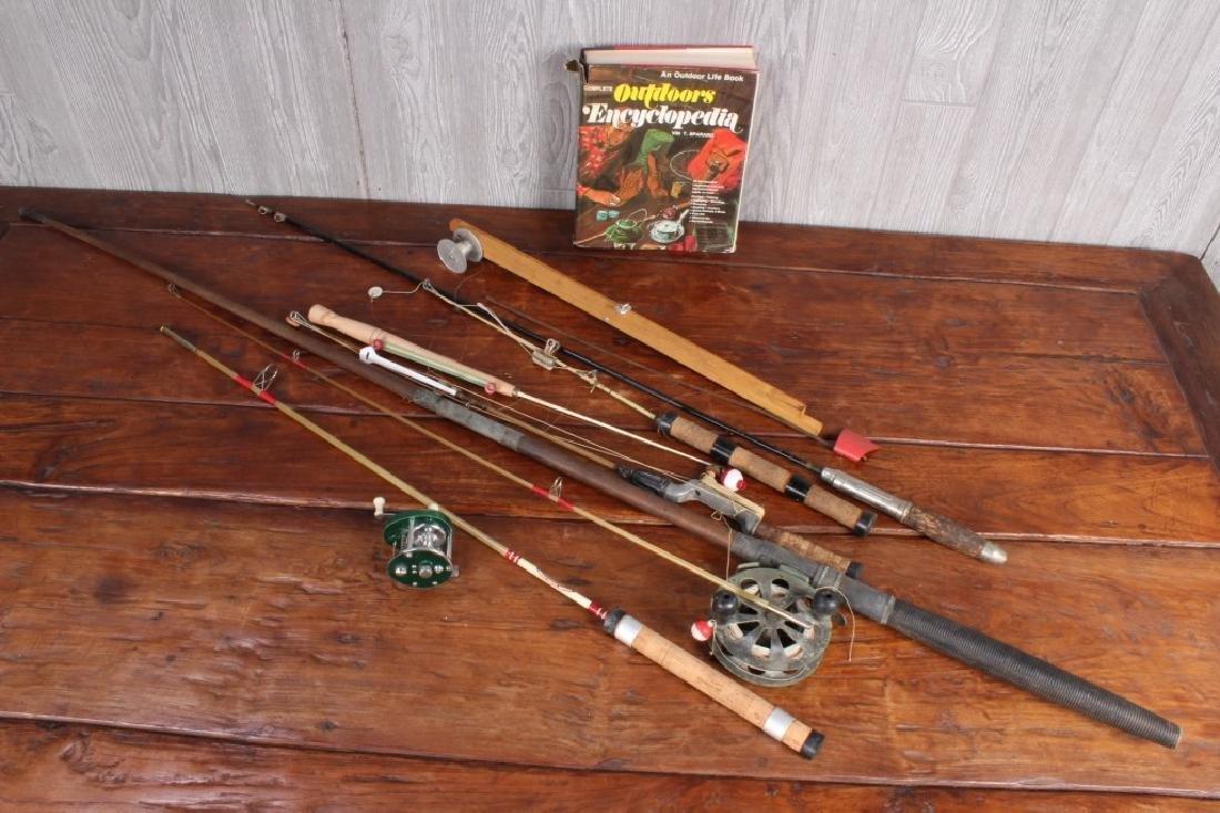 Vintage Fishing Lot