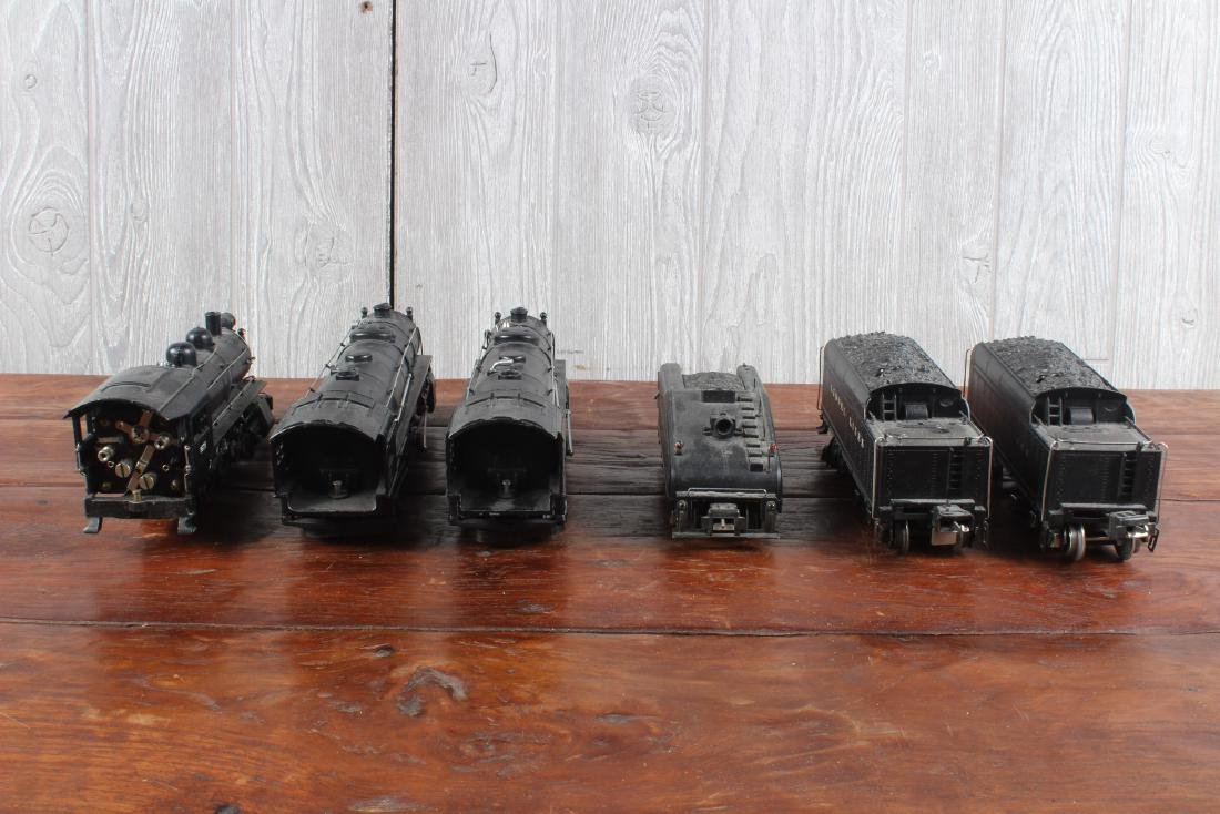 3 Lionel O Guage Locomotives - 5