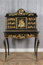 19th C Chinese Export Dressing Table