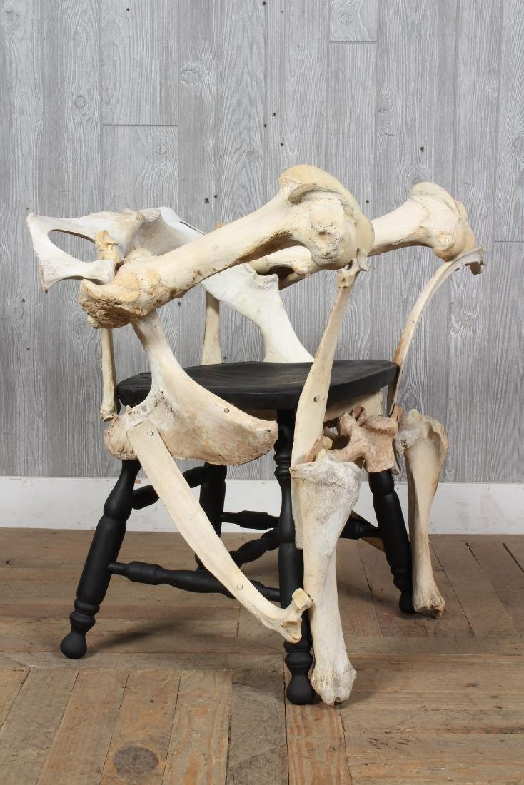 Ossuary Bone Arm Chair