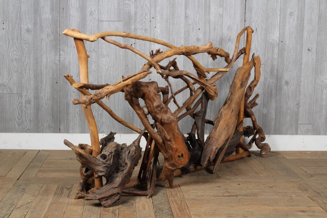 Driftwood Screen - 2