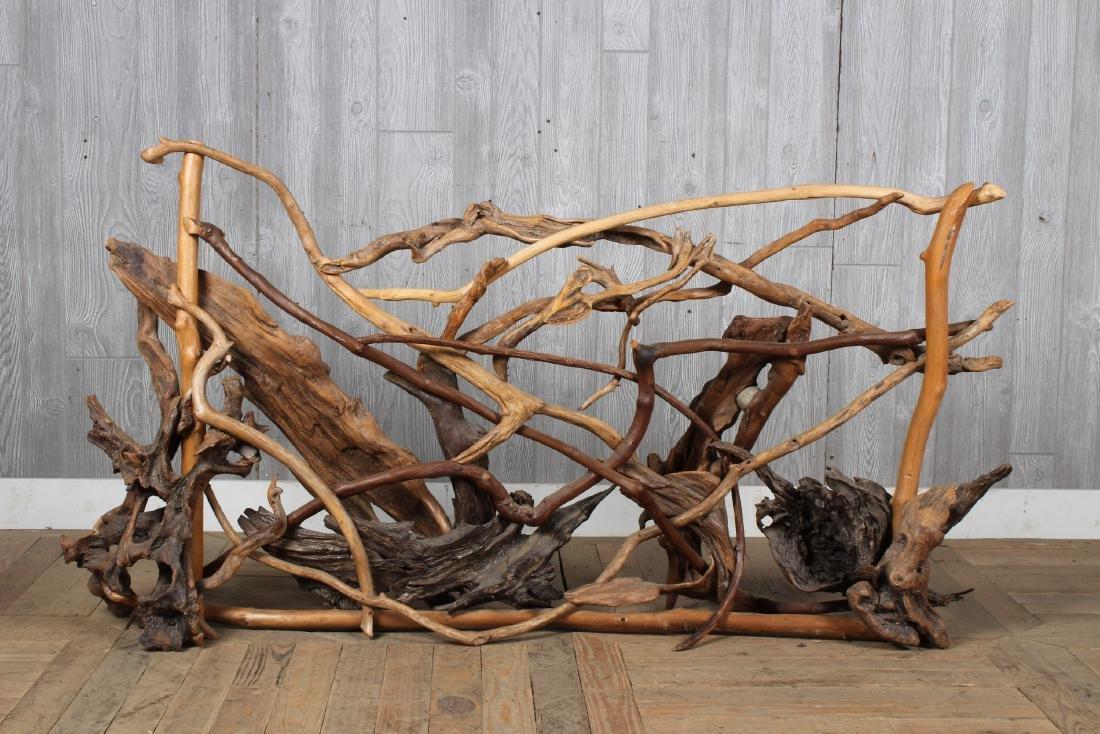Driftwood Screen - 3