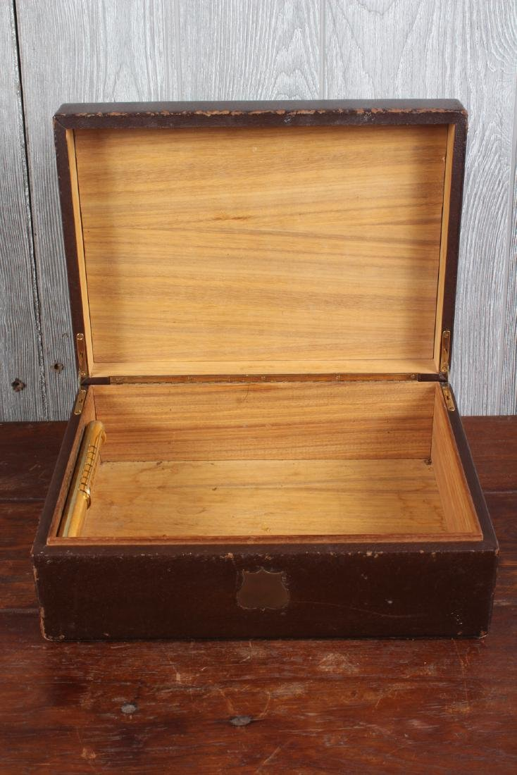 Humidor with 3 Pipes - 3