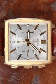 18K TAG Heuer Monaco Chronometer Watch