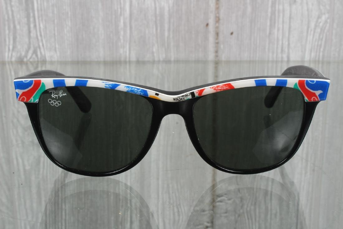 Ray Ban Barcelona Olympics Sunglasses