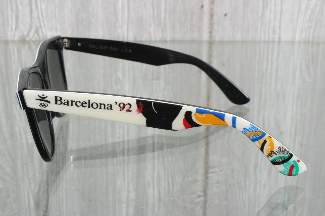 Ray Ban Barcelona Olympics Sunglasses - 4