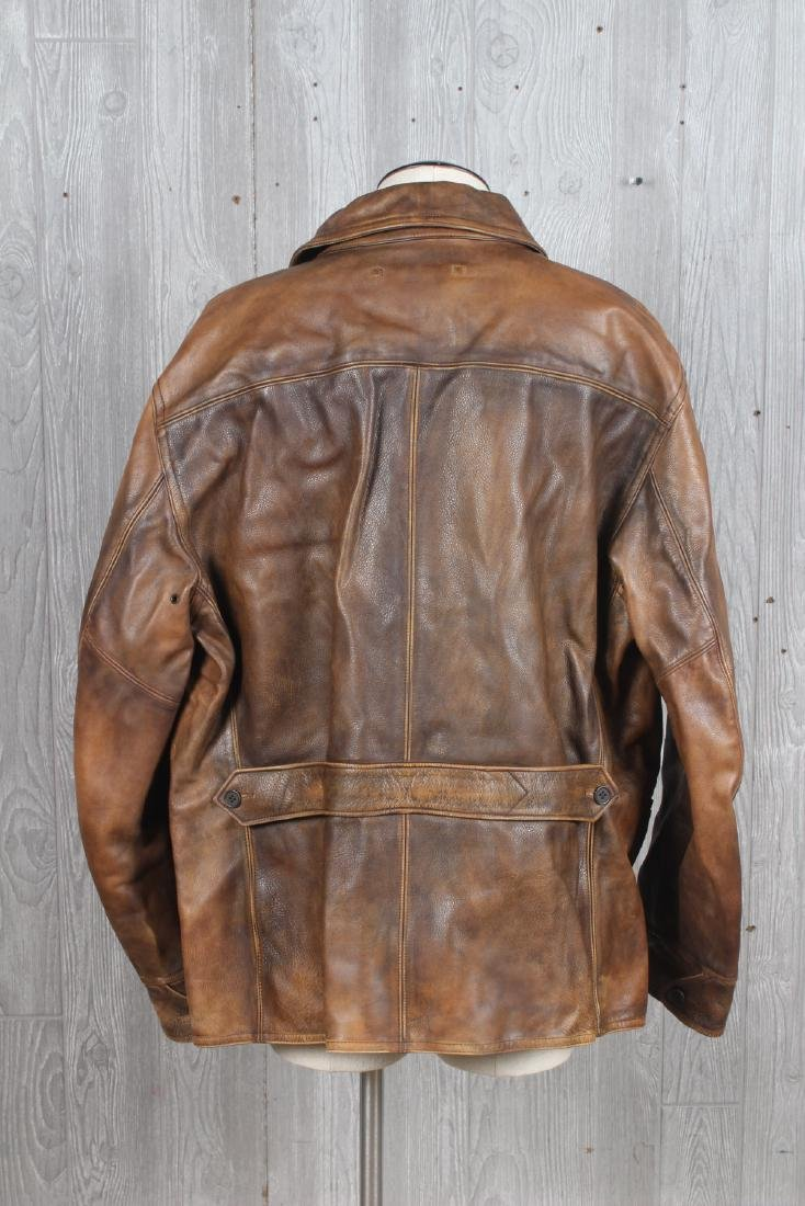 Double RL RRL Leather Jacket - 2