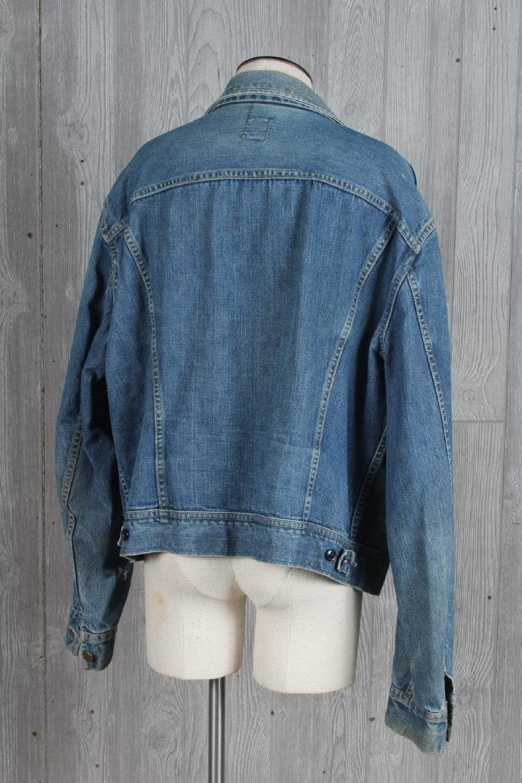 Vintage Lee Denim Jacket - 2