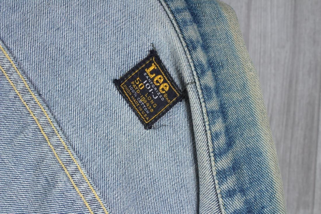 Vintage Lee Denim Jacket - 3