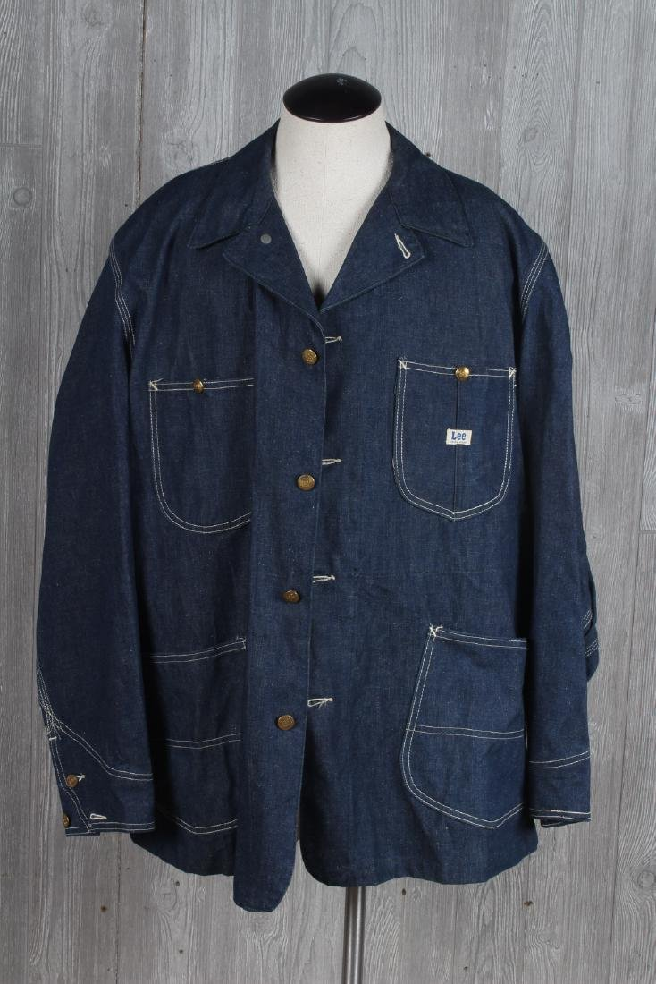Vintage Lee Denim Workwear Jacket